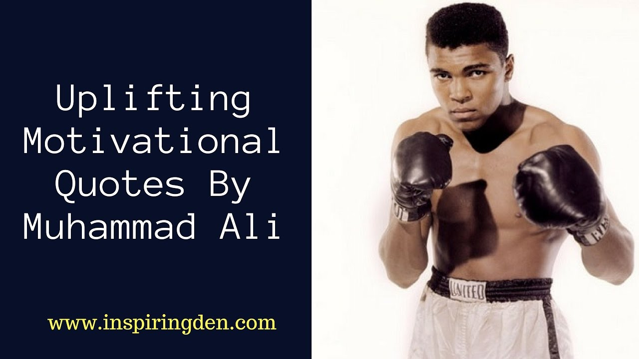 Quotes by Muhammad Ali